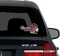 Create Your Car Window Sticker
