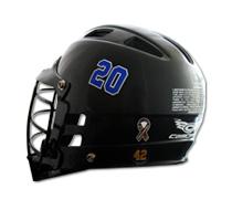 Helmet Awareness Stickers
